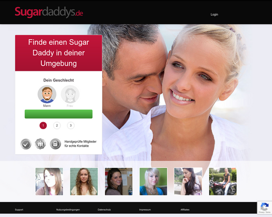 SugarDaddys.de Logo
